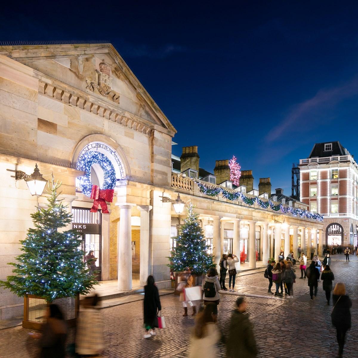 Christmas Covent Garden
